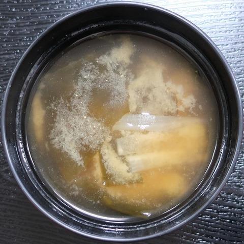 味噌汁(なべちゃん)