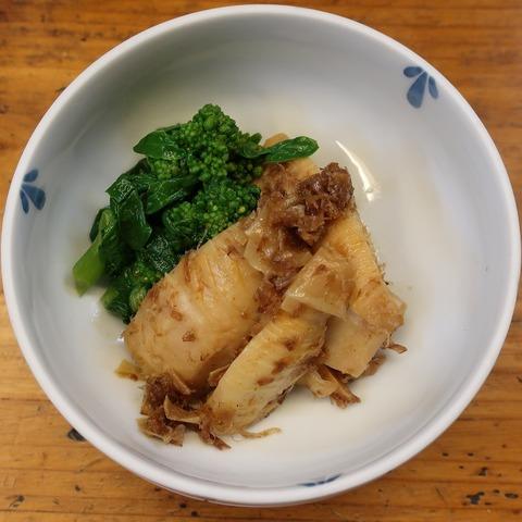 新竹の子煮(庄助)