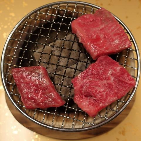 信州産黒毛和牛炭火焼(上松屋)