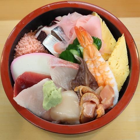 並ちらし(錦寿司)1500