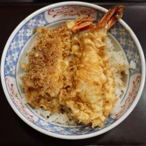 天丼(町田や)1200