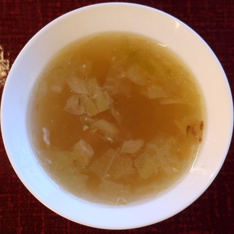 スープ(マレドーレ)