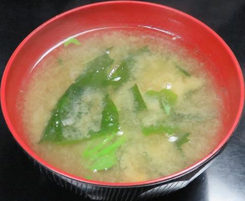 味噌汁(ぱいち)