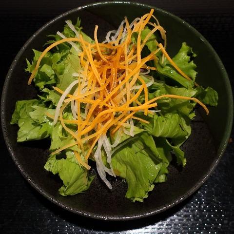 サラダ(桜の藩)