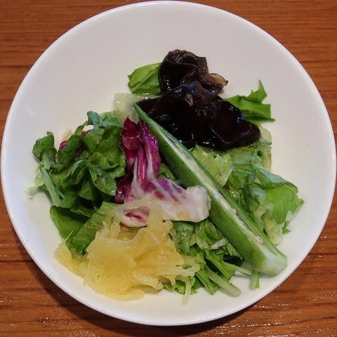 サラダ(聖せき亭)