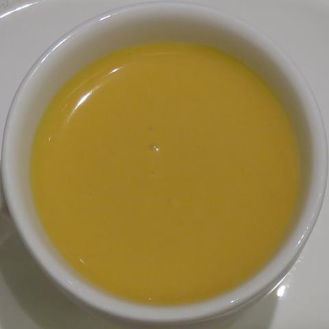 冷製カボチャのポタージュ(資生堂)