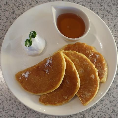 フレンチパンケーキ(北口カフェ)700
