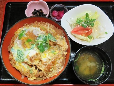 特製カツ丼3240