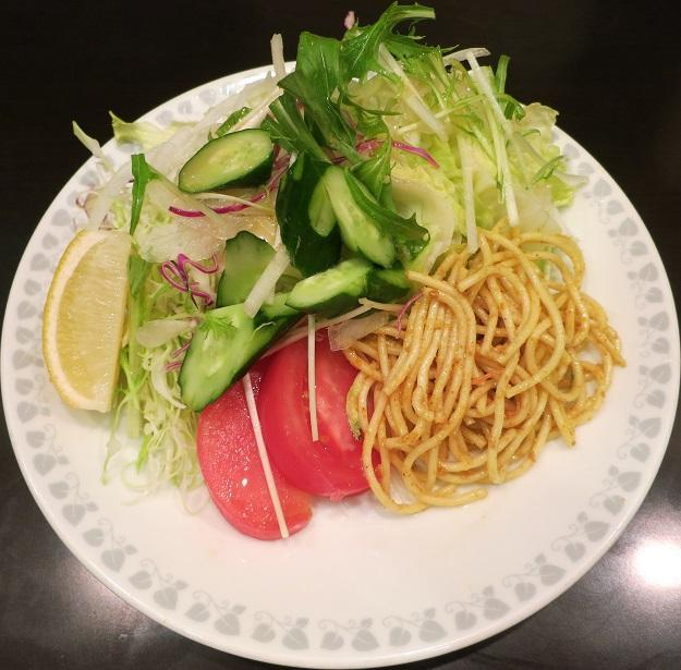野菜サラダ450円