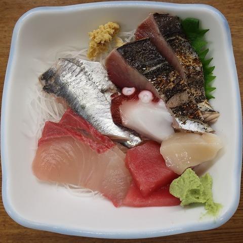 刺身定食(魚力)1080