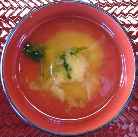 味噌汁(みとね)