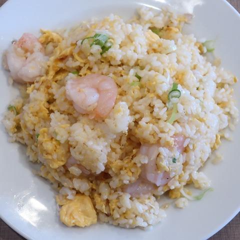 海老炒飯(美味餃子房)700