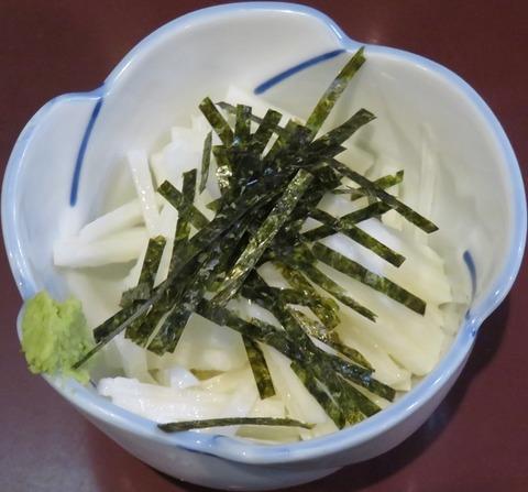 長芋の千切り(るぽ)378
