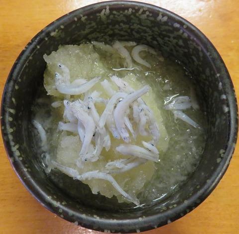 おろしポン酢(鳥椿)108