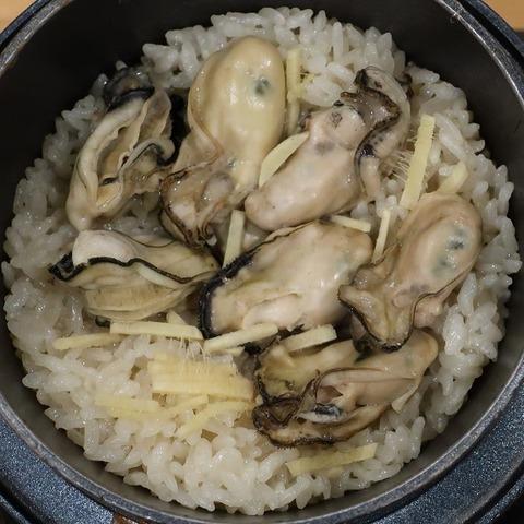 牡蠣釜飯(結い)1404