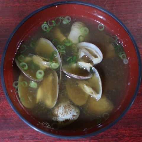 アサリ汁(越後八州)350