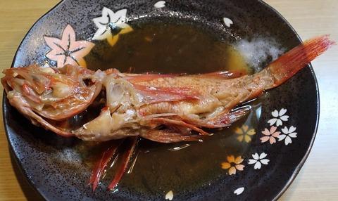 きんき煮付(きくち)700