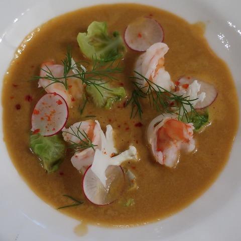 海老スープ(ラヴィ)