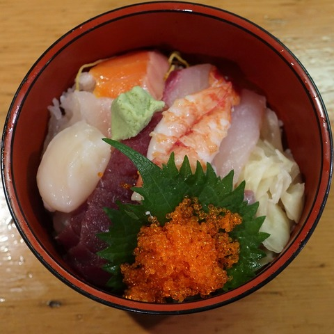 海鮮丼(八仙)1000