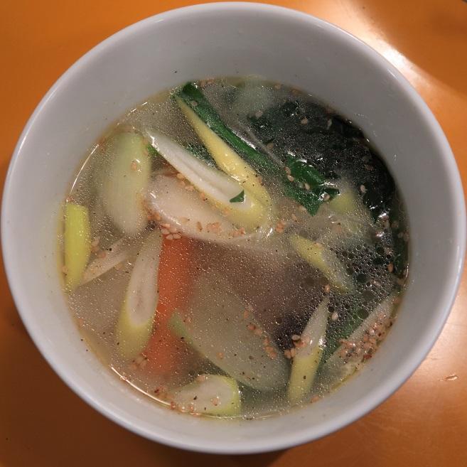 野菜スープ378円
