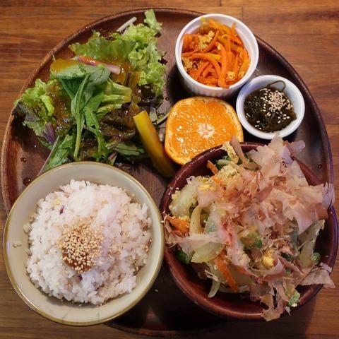ゴーヤチャンプル(浜風食堂)950