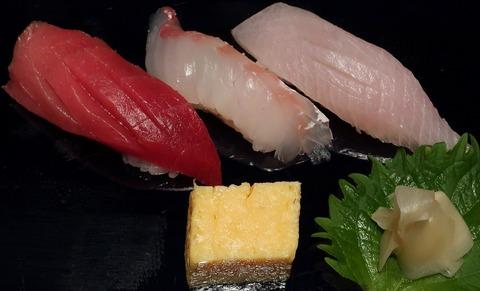 握り寿司(蒼樹庵)