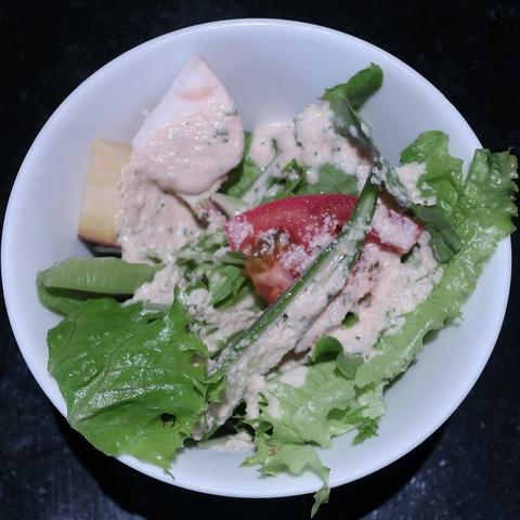 サラダ(玉屋)