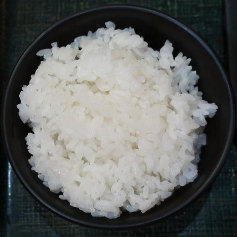 御飯大盛(東京純豆腐)