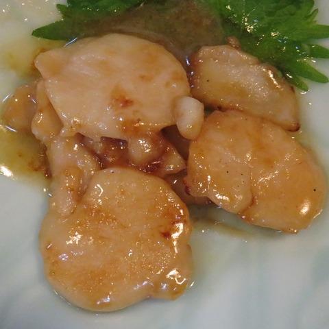 帆立バター焼(紀の川)