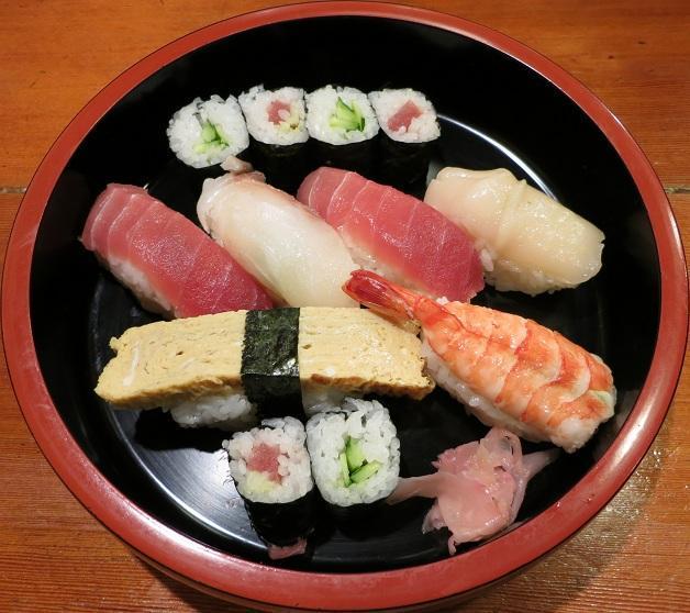 にぎし寿司(ランチ)