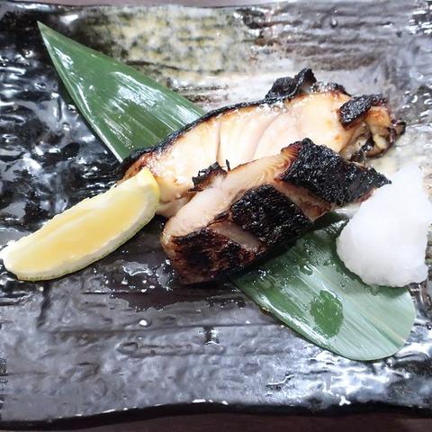 銀鱈西京漬焼(ほおずき)780