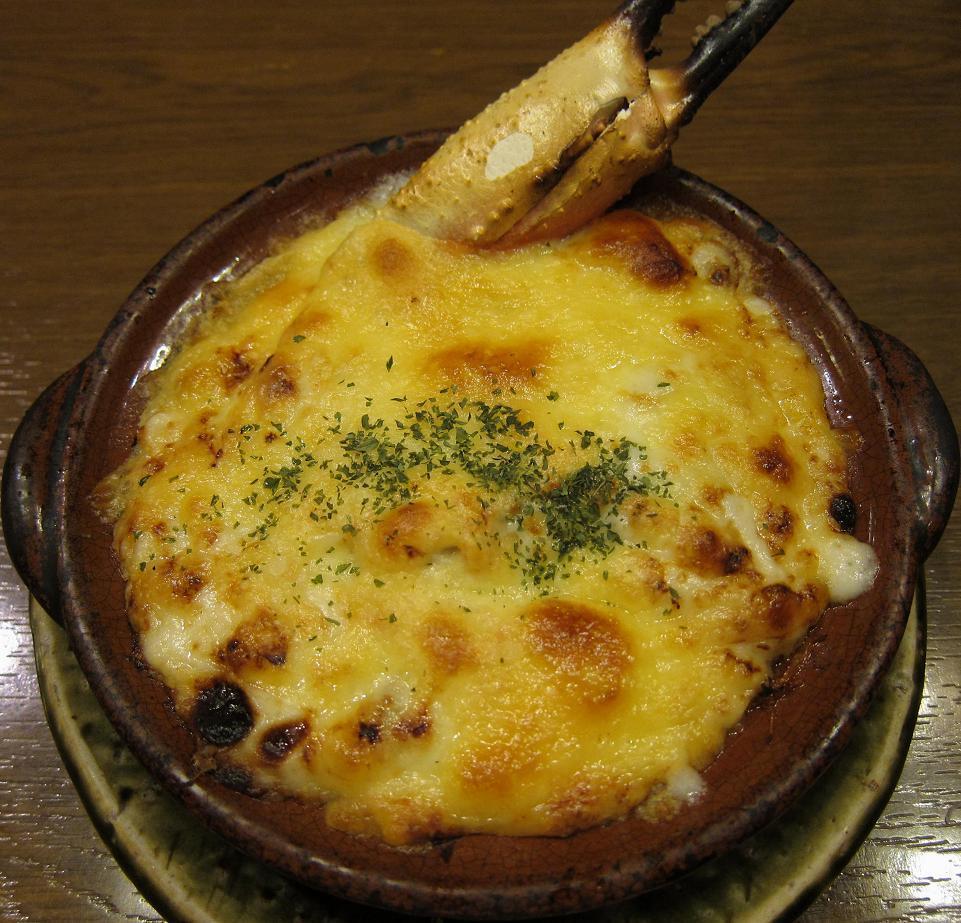 熱々チーズ