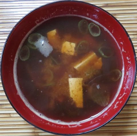 味噌汁(京屋)