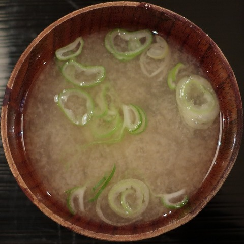 味噌汁(時勢)
