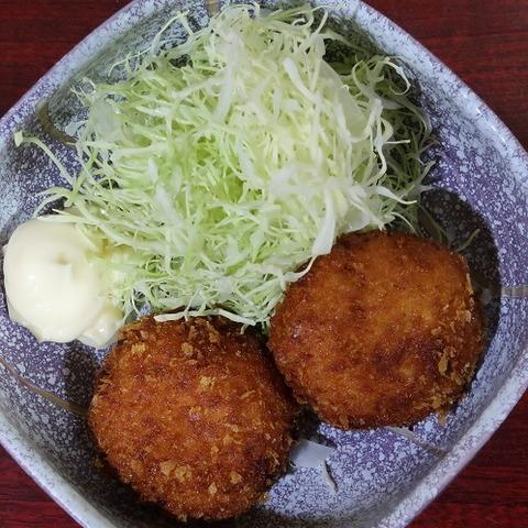 カニコロッケ(越後八州)800