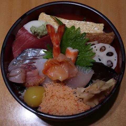 ちらし(すきやばし次郎)3300