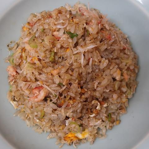 蟹炒飯(菜苑)1500
