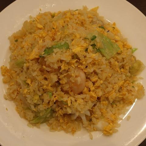 海鮮炒飯(麻辣房)950