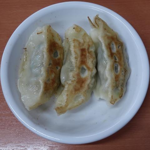餃子3個(日高屋)130