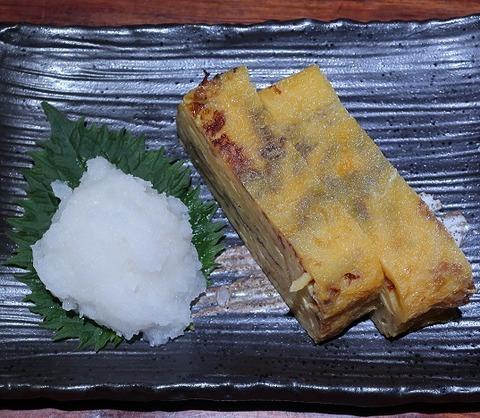 玉子焼(大舞)