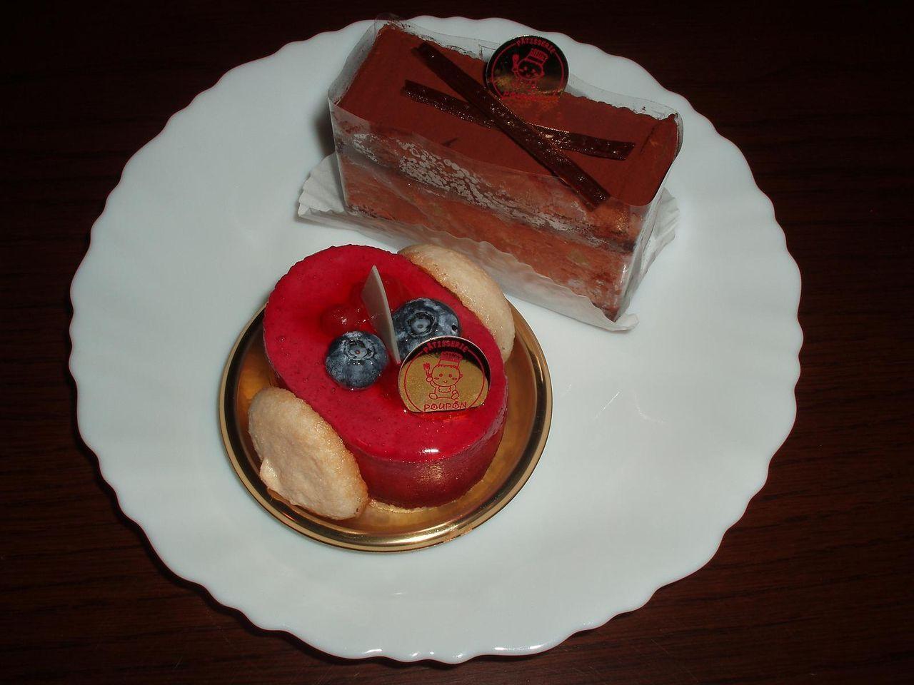 プラムムース&ショコラ