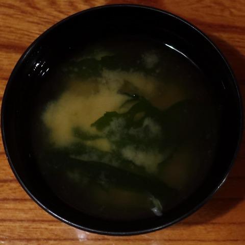 味噌汁(ひろまつ)