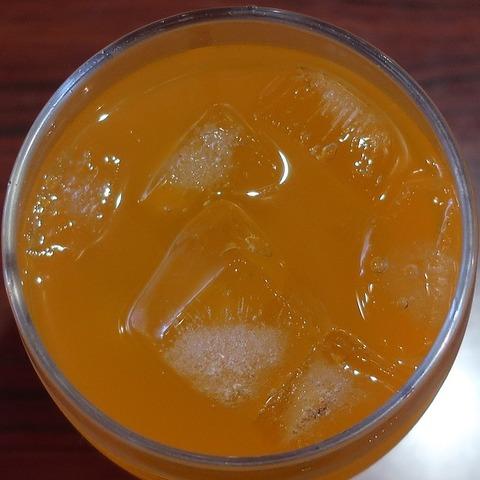 オレンジシュース(パリス)
