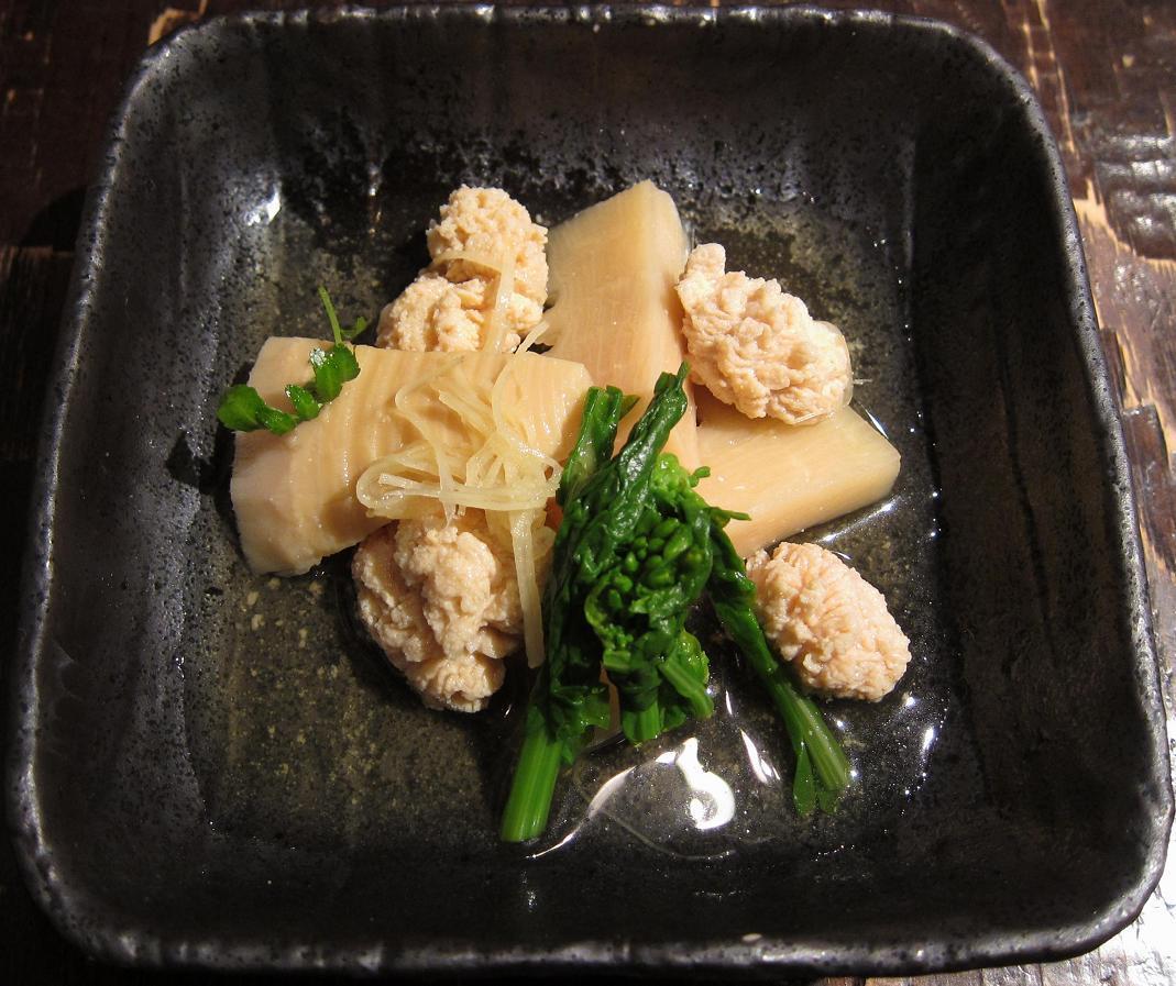 桜鯛の子旨煮