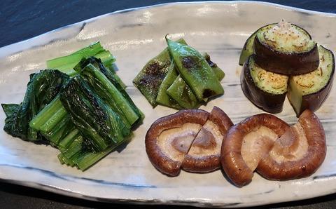 焼野菜(やまなみ)
