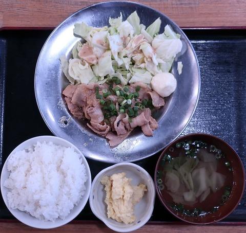 生姜焼定食(ビースト原田)946