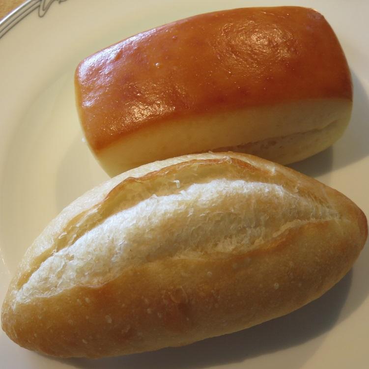 バゲット&ミルクパン