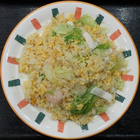 海鮮炒飯(麻辣房)960