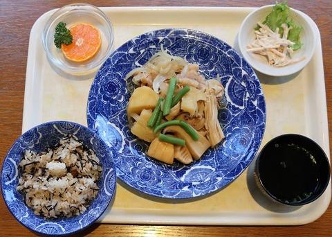 日替り(特別食堂)760