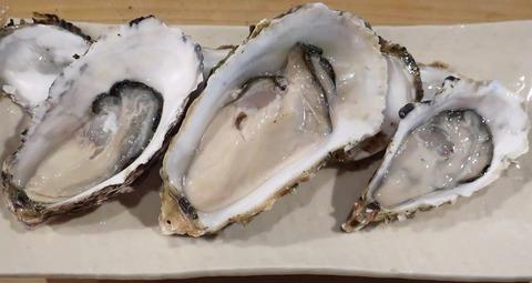 牡蠣三種(ぶぶや)1650